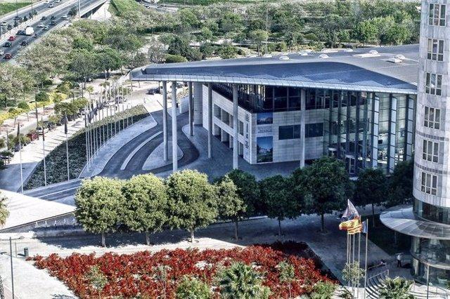 El Palacio de Congresos de València amplía su capacidad con cinco nuevos espacios