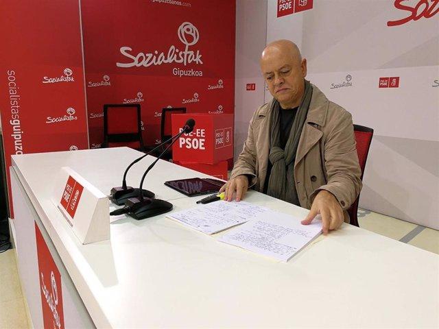 Elorza cree que sin PGE Sánchez tendría que tomar la decisión de cuándo convocar elecciones