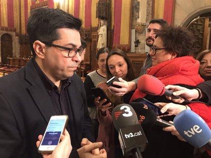 L'Ajuntament de Barcelona manté el seu nivell de deute del 2018 en 836 milions d'euros