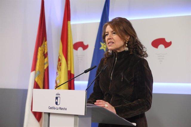 Aurelia Sánchez, consejera de Bienestar Social