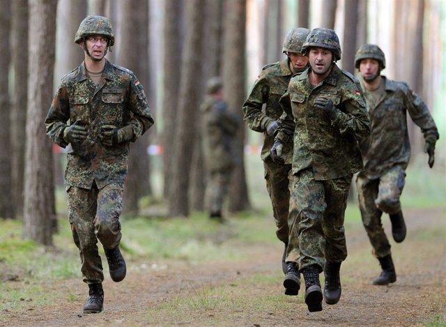 Militares de Alemania