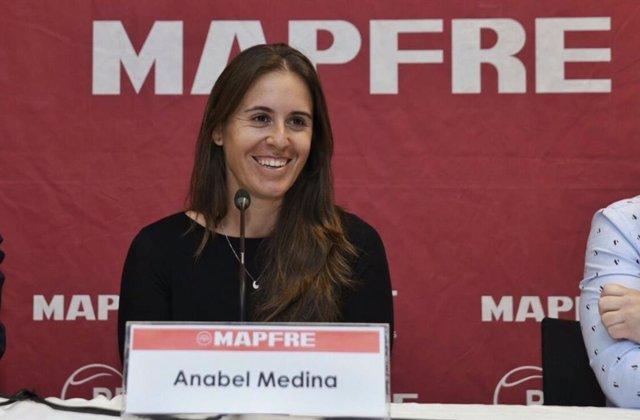 Anabel Medina Copa Federació