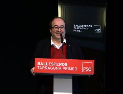 """Iceta afirma que dialogar és de """"valents"""" i lamenta que hi hagi """"massa covards a Espanya"""""""