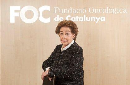 Mor la fundadora i presidenta de la Fundació Oncològica de Catalunya, Dolores de Oya