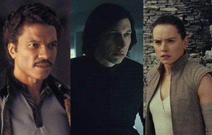 Filtradas las primeras imágenes de Star Wars 9 con Kylo Ren, Rey y nuevos personajes
