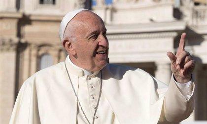 """El papa Francisco denuncia el """"flagelo"""" de la trata de personas y la esclavitud"""