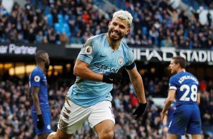 El Manchester City se come al Chelsea para ponerse líder