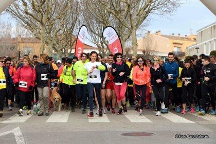 Més de 4.000 persones corren contra el càncer a diferents poblacions de les comarques gironines