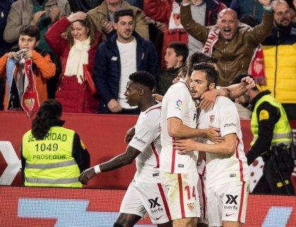 El Sevilla hace un imposible, el Valencia se frena y el Leganés se anima