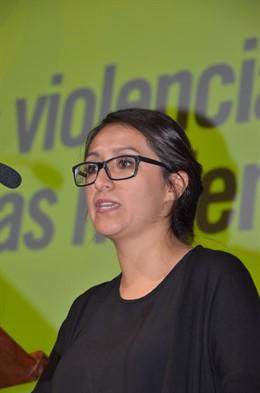 Aleida Quintana defensora Derechos Humanos