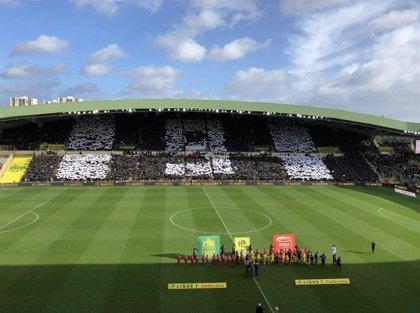 El Nantes rinde un tributo final a Emiliano Sala