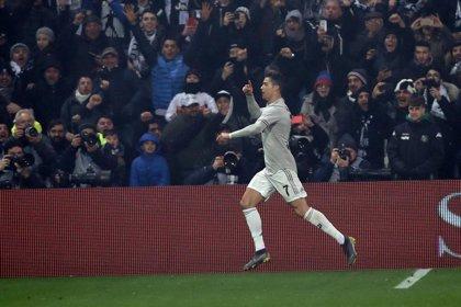 Cristiano lidera la escapada de la Juventus