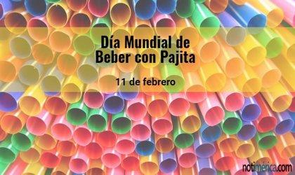 11 de febrero: Día Mundial de Beber con Pajita, ¿qué significa esta efeméride?