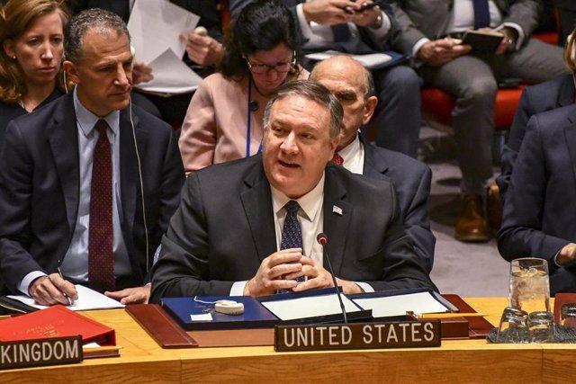 UN Security Council meeting on Venezuela