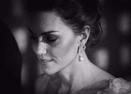 Kate Middleton y su detalle en los Bafta recordando a Lady Di y a Letizia