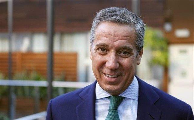 El expresidente de la Generalitat Eduardo Zaplana