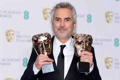Cuarón y su Roma se llevan la gloria en unos BAFTA dominados por La favorita