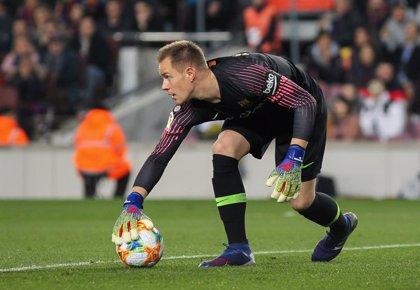 El Barça segueix espès a San Mamés