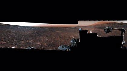 Nuevo vídeo 360 grados del rover Curiosity desde Marte
