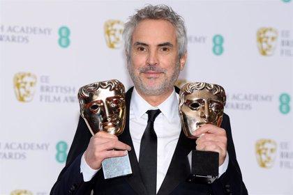 Cuarón y su 'Roma' se llevan la gloria en unos BAFTA dominados por La favorita