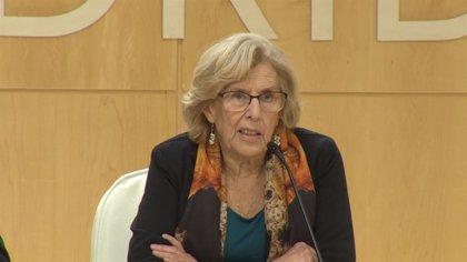 Carmena no dubta que el judici serà just i dona suport a la figura del mediador