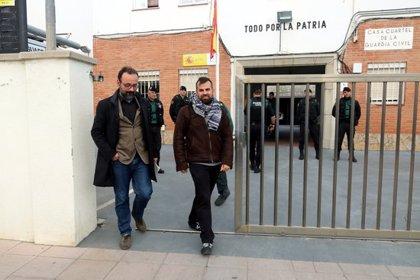 El regidor de la CUP de Torroella de Montgrí denunciat per amenaces es nega a declarar davant la Guàrdia Civil