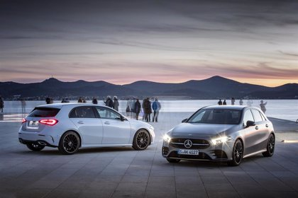 Mercedes-Benz Cars recorta un 6,8% sus ventas mundiales en enero, hasta casi 189.000 unidades