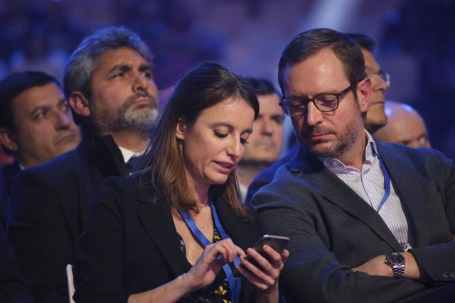 Javier Maroto recuerda a los votantes que Cs ya apoyó una investidura de Sánchez