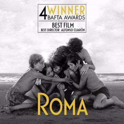 'Roma', del mexicano Alfonso Cuaron, brilla en los premios de la Academia Británica con 4 BAFTA