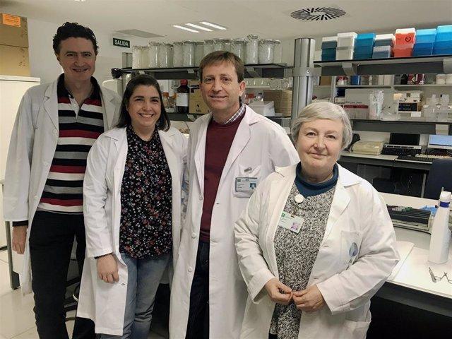 Investigadores Hospital Regional e Ibima hipertensión lácteos obesidad málaga