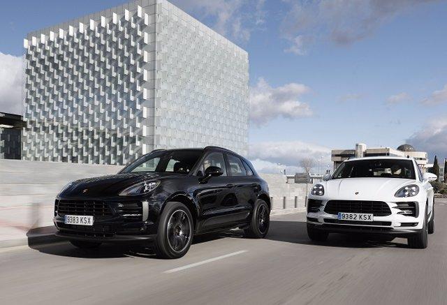 Edición limitada del Porsche Macan exclusiva para España y Portugal