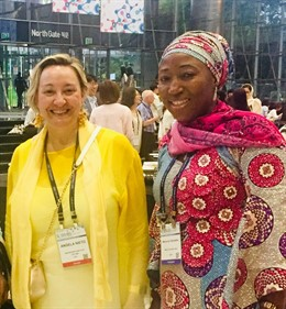 La nigeriana Masurah Abdulazeez se incorpora al Instituo de Neurociencias por el