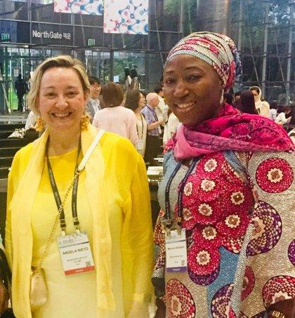 La nigeriana Masurah Abdulazeez se incorpora al Instituto de Neurociencias por el programa 'Ellas investigan'
