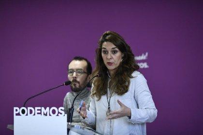 """Podemos critica los """"bandazos"""" de Sánchez y pide retomar la mesa de partidos para hablar de autodeterminación y de todo"""
