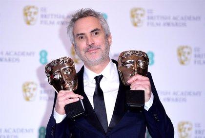 Cuarón i el seu film 'Roma' s'enduen la glòria en uns Bafta dominats per 'La favorita'