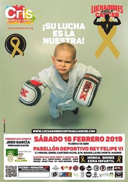 La iniciativa deportiva Luchadores Contra el Cáncer destinará fondos a CRIS para
