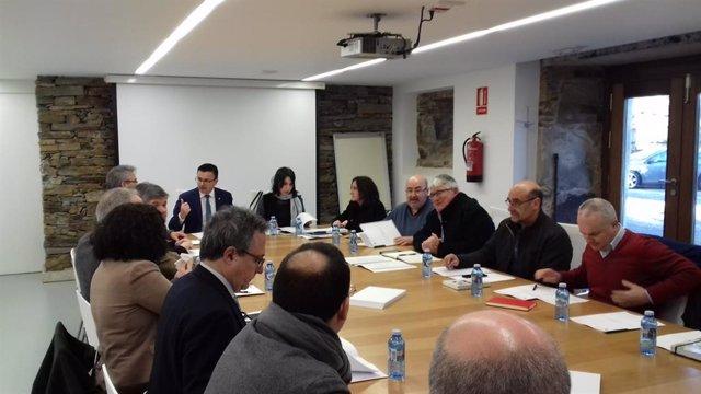 Reunión del Consello Agrario