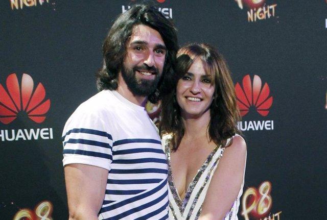 Gorka González y Melani Olivares