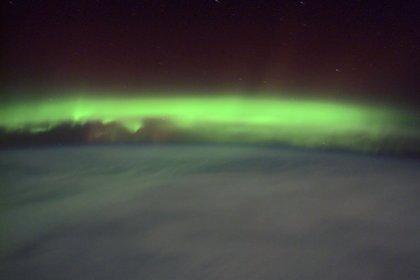 Un satélite ruso observa fenómenos desconocidos en la atmósfera