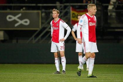 El Ajax se llena de dudas antes de medirse con el Real Madrid