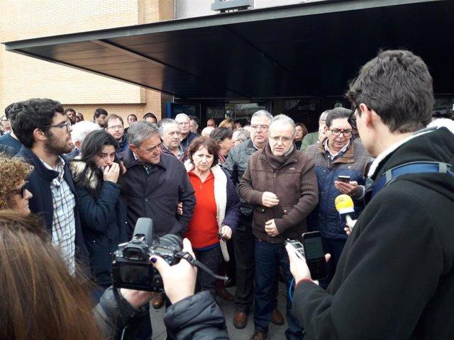 Concentración de homenaje en Córdoba a la maquinista fallecida en Barcelona