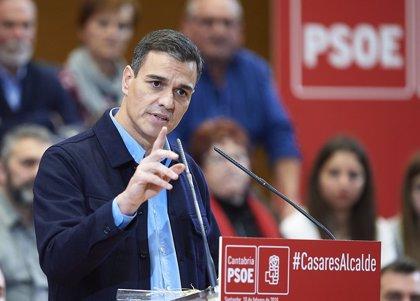 Moncloa no aclareix si es planteja el 14 d'abril per a eleccions generals i diu que està concentrat en els Pressupostos