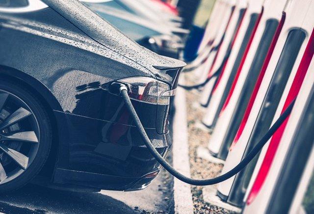 Carga vehículo eléctrico