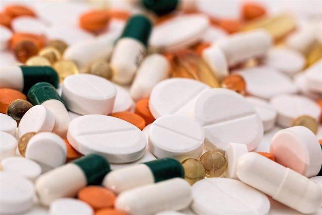 Pastillas, medicamentos