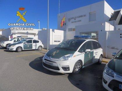 Detenido en Almería el empleado de un invernadero acusado de robar al patrón los sueldos de sus compañeros