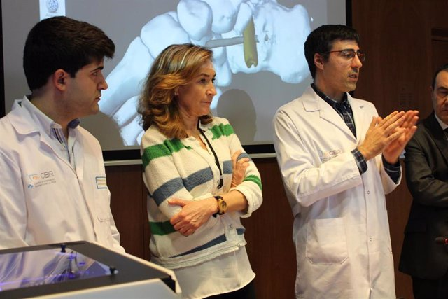 CIBIR participa proyecto europeo de investigación que logrará prótesis de rodilla personalizadas mediante impresión 3D