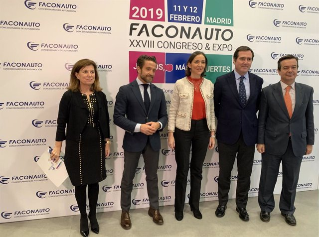 Congreso de Faconauto de 2019