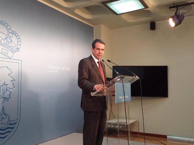 Abel Caballero planifica su próximo mandato a tres meses de las municipales