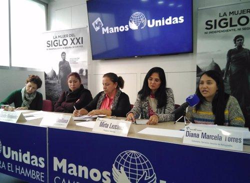 Manos Unidas retrata la realidad de las mujeres latinoamericanas en el siglo XXI
