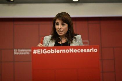 """El PSOE no respaldará la candidatura de De la Rocha en Madrid: """"El apoyo de esta dirección es para Pepu"""""""